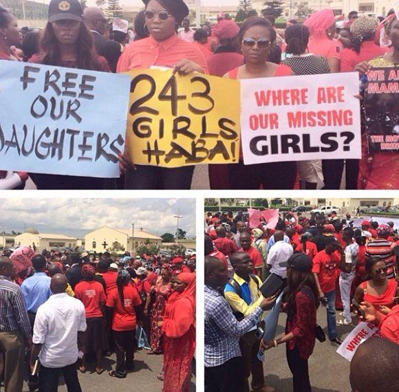 #BringBackOurGirls - May 2014 - BellaNaija.com 02