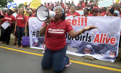BringBackOurGirls - Nollywood Stars March - May 2014 - BellaNaija.com 01