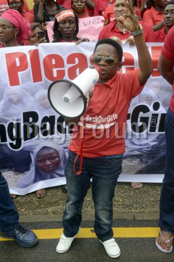 BringBackOurGirls - Nollywood Stars March - May 2014 - BellaNaija.com 07