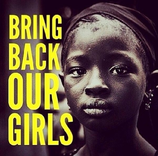#BringBackOurGirls - Oluchi Orlandi - May 2014 - BellaNaija.com