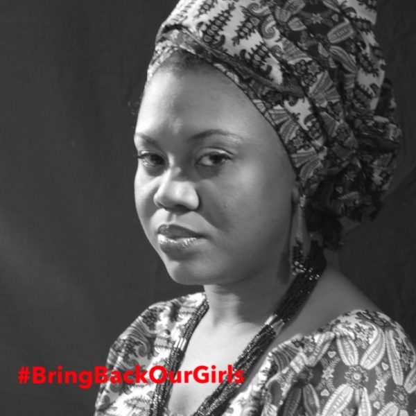 #BringBackOurGirls - Stella Damasus - May 2014 - BellaNaija.com 01