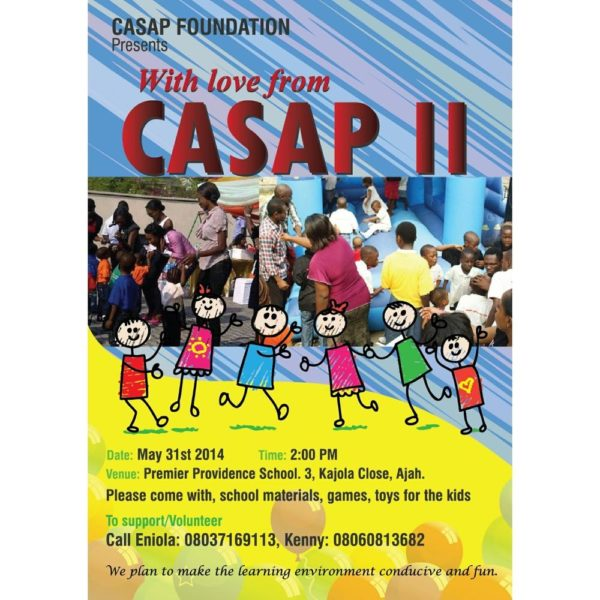 CASAP Foundation