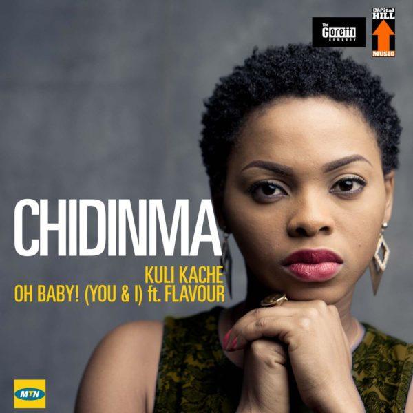 Chidinma - Kuli Kache Art - BellaNaija - May - 2014