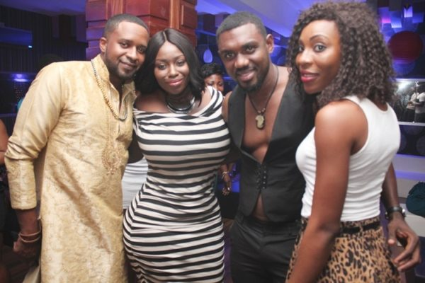 Chris Attoh & Damilola Adegbite's Birthday Party - May 2014  - BellaNaija003