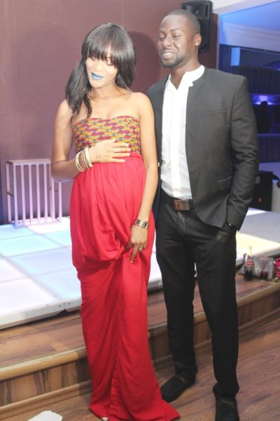 Chris Attoh & Damilola Adegbite's Birthday Party - May 2014  - BellaNaija019