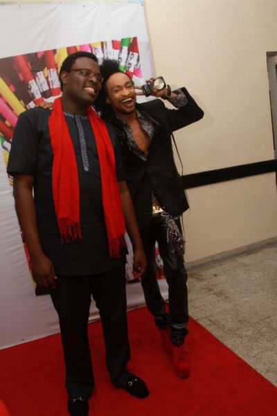Chide Jideonwo & Denrele Edun