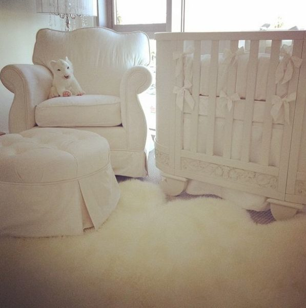 Ciara - Baby Crib - May 2014 - BellaNaija.com