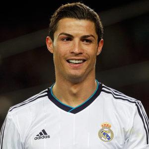 Cristiano Ronaldo Bella Naija