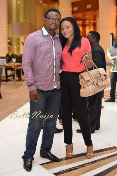 Efe Omorogbe & Nkiru Balonwu