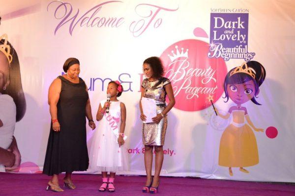 Dark and Lovely Beautiful Beginnings Mum & I Beauty Pageant - BellaNaija - May2014006