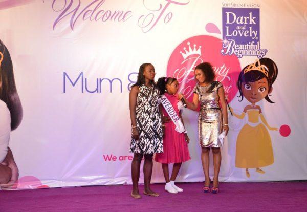 Dark and Lovely Beautiful Beginnings Mum & I Beauty Pageant - BellaNaija - May2014009