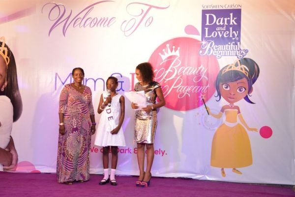 Dark and Lovely Beautiful Beginnings Mum & I Beauty Pageant - BellaNaija - May2014010