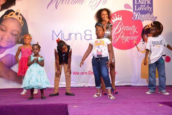 Dark and Lovely Beautiful Beginnings Mum & I Beauty Pageant - BellaNaija - May2014022