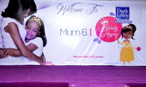 Dark and Lovely Beautiful Beginnings Mum & I Beauty Pageant - BellaNaija - May2014061