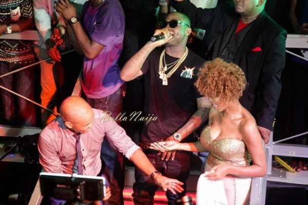 Davido & Mafikizolo Launch Tchelete Video - May 2014 - BellaNaija.com 01