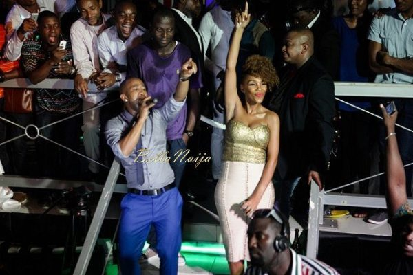 Davido & Mafikizolo Launch Tchelete Video - May 2014 - BellaNaija.com 05