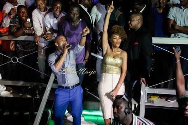 Davido & Mafikizolo Launch Tchelete Video - May 2014 - BellaNaija.com 05