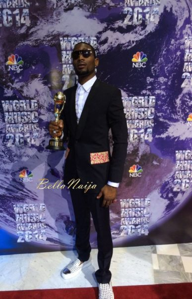 D'banj at 2014 World Music Awards - May 2014 - BellaNaija.com 01008