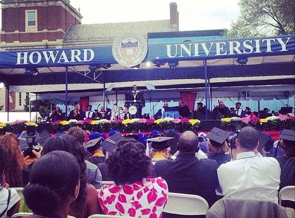 Diddy - Howard University - May 2014 - BellaNaija.com 067