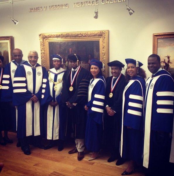 Diddy - Howard University - May 2014 - BellaNaija.com