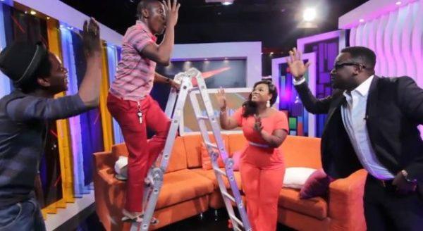 Dr Sid - Ndani TV's The Juice - May 2014 - BellaNaija.com 01