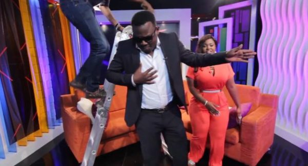 Dr Sid - Ndani TV's The Juice - May 2014 - BellaNaija.com 02