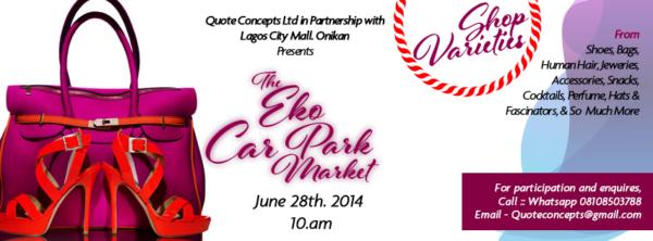 Eko Car Park Market - BellaNaija - May - 2014 (2)
