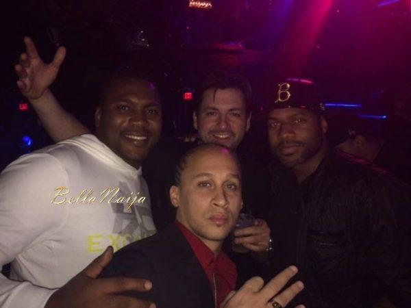 Elvis Chucks, DJ & Red Rat