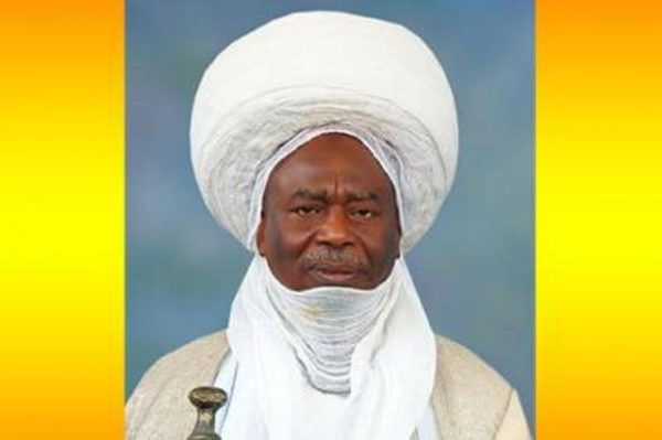 Emir of Gombe Bella Naija