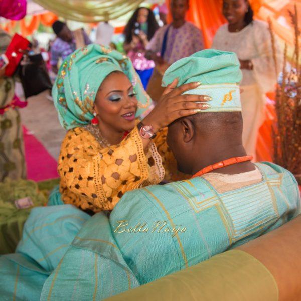 Eniola Kila & Abiodun Doherty | Abuja Nigerian Yoruba Wedding | George Okoro | BellaNaija 039