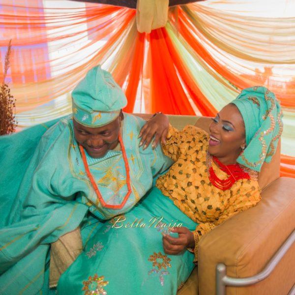 Eniola Kila & Abiodun Doherty | Abuja Nigerian Yoruba Wedding | George Okoro | BellaNaija 042