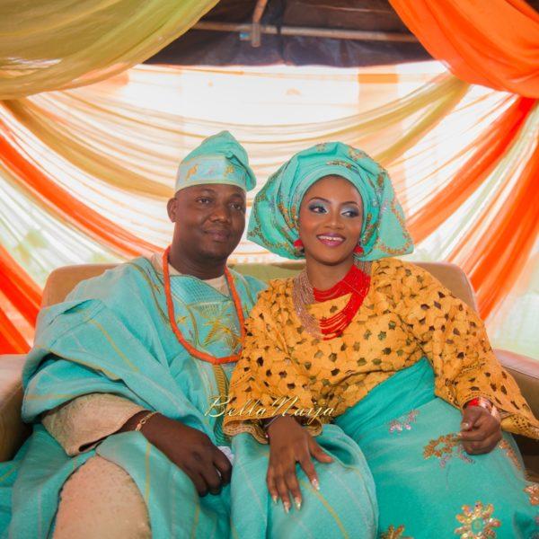 Eniola Kila & Abiodun Doherty | Abuja Nigerian Yoruba Wedding | George Okoro | BellaNaija 043