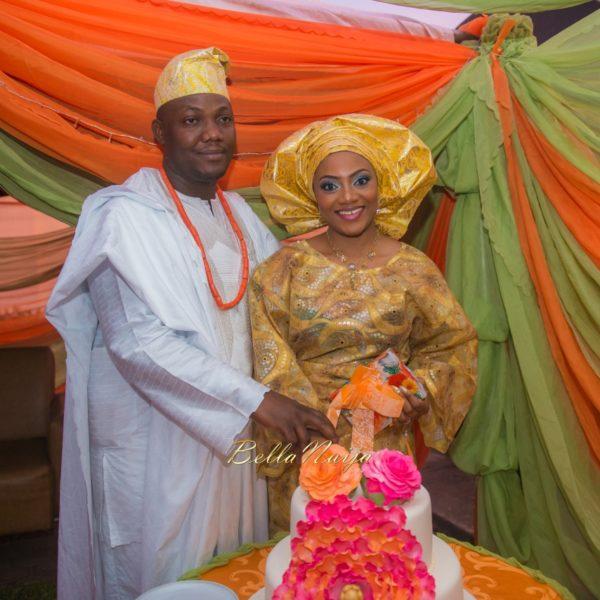 Eniola Kila & Abiodun Doherty | Abuja Nigerian Yoruba Wedding | George Okoro | BellaNaija 047