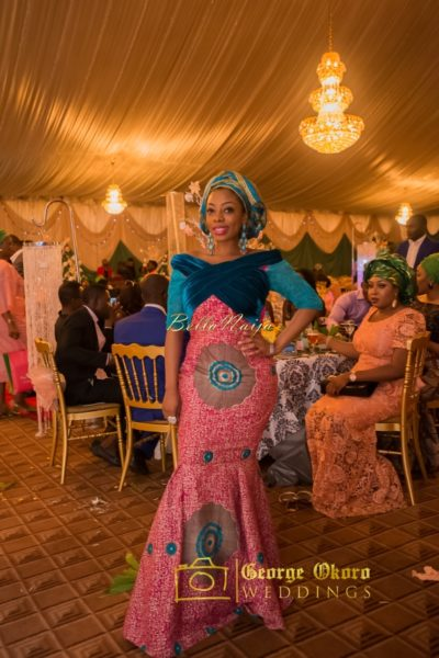 Eniola Kila & Abiodun Doherty | Abuja Nigerian Yoruba Wedding | George Okoro | BellaNaija 083