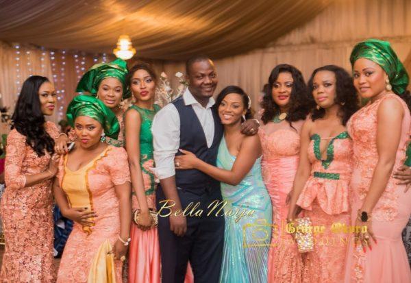 Eniola Kila & Abiodun Doherty | Abuja Nigerian Yoruba Wedding | George Okoro | BellaNaija 087