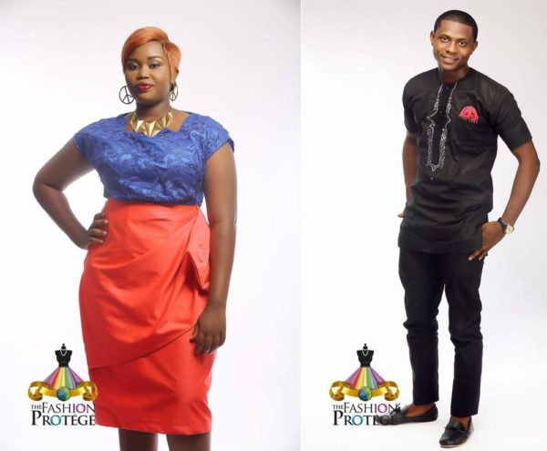 Evicted Contestants: Mary & Chike