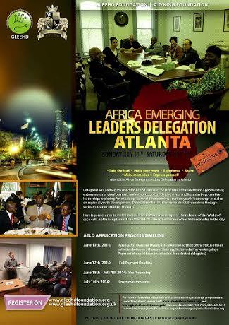 GLEEHD Africa Emerging Leaders Delegation Atlanta - BellaNaija - May 2014