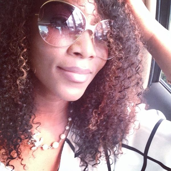 Genevieve Nnaji at Lagos Business School - May 2014 - BellaNaija.com 01