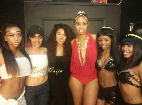 Gina's Mogbe Video Shoot - May 2014 - BellaNaija - 024