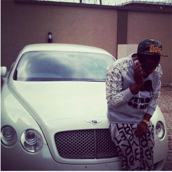 Ice Prince: I Didn't Buy My Bentley GT & Range Rover On