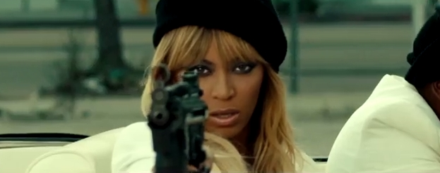 Epic Beyonce Jay Z Are Bonnie Clyde In Star Studded On The Run Trailer Bellanaija
