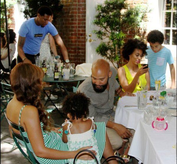 Jay Z, Beyonce, Solange & Tina Knowles - May 2014 - BN Music - BellaNaija.com 04
