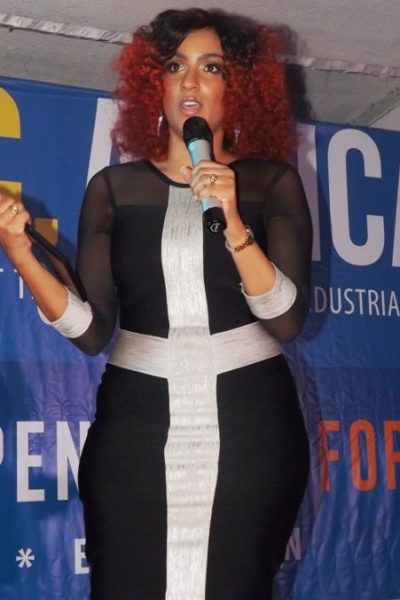 Juliet Ibrahim Awarded - May 2014 - BellaNaija.com 01004