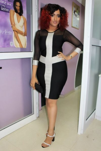 Juliet Ibrahim Awarded - May 2014 - BellaNaija.com 01005