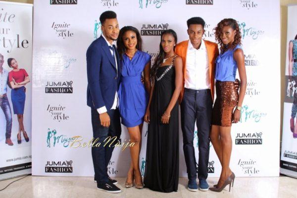 Jumia Private Champagne Dinner in Lagos - May 2014  - BellaNaija022