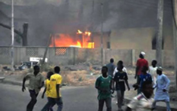Kano Bombing Bella Naija