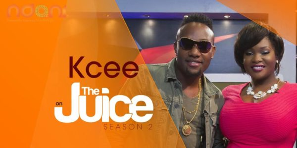 Kcee - Ndani TV - May 2014 - BellaNaija.com