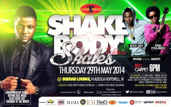 LNPL Shakebody Edition with Skales