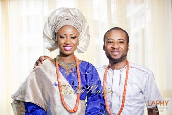 Lawunmi & Oluwatoyin   Yoruba Nigerian Wedding   Laphy Photography   BellaNaija 021