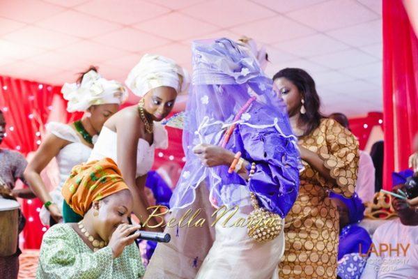 Lawunmi & Oluwatoyin   Yoruba Nigerian Wedding   Laphy Photography   BellaNaija 042